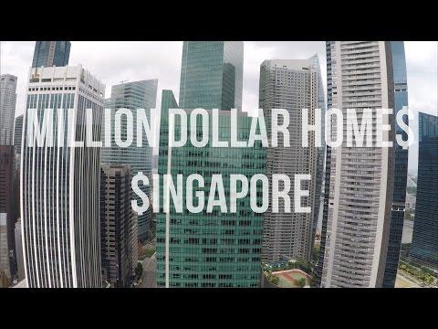 Million Dollar Homes in Singapore