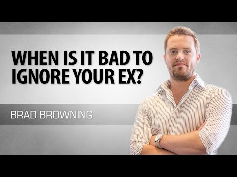 When Is It Bad To Ignore Your Ex? Exceptions To The 'No Contact' Rule