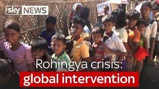 Rohingya crisis: global intervention