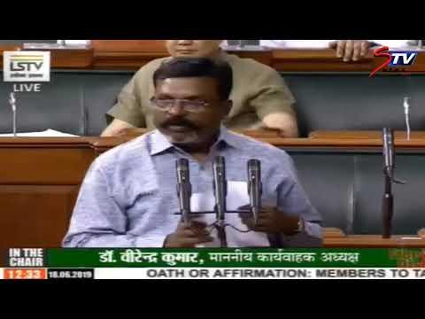 Xxx Mp4 Thol Thirumavalavan Takes Oath MP 39 S Swearing In Ceremony PM Narendra Modi Parliament LIVE 3gp Sex