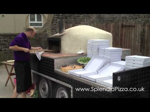Authentic Wood Burning Pizza Ovens and Oven Trailer for Sale and for Hire - Splendid Pizza