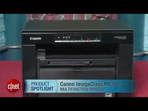 Canon ImageClass MF3010 Review