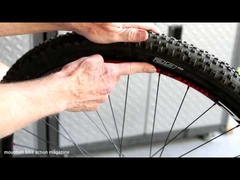 Mountain Bike Action Tech Minute_Quick Tire Removal Tip