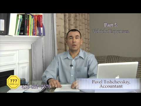 Part 1. Tax Time with Pavel Tishchevskiy. Introduction. Toronto, Canada.