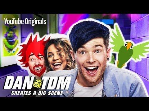 Save The Show  - DanTDM Creates a Big Scene (Ep 1)