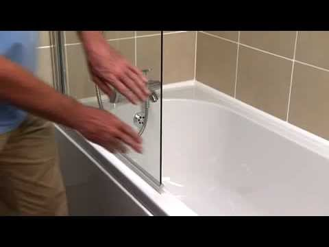 How To Replace An Over Bath Screen Seal