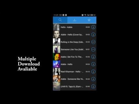 Mp3 Music Download - Music Loader app demo