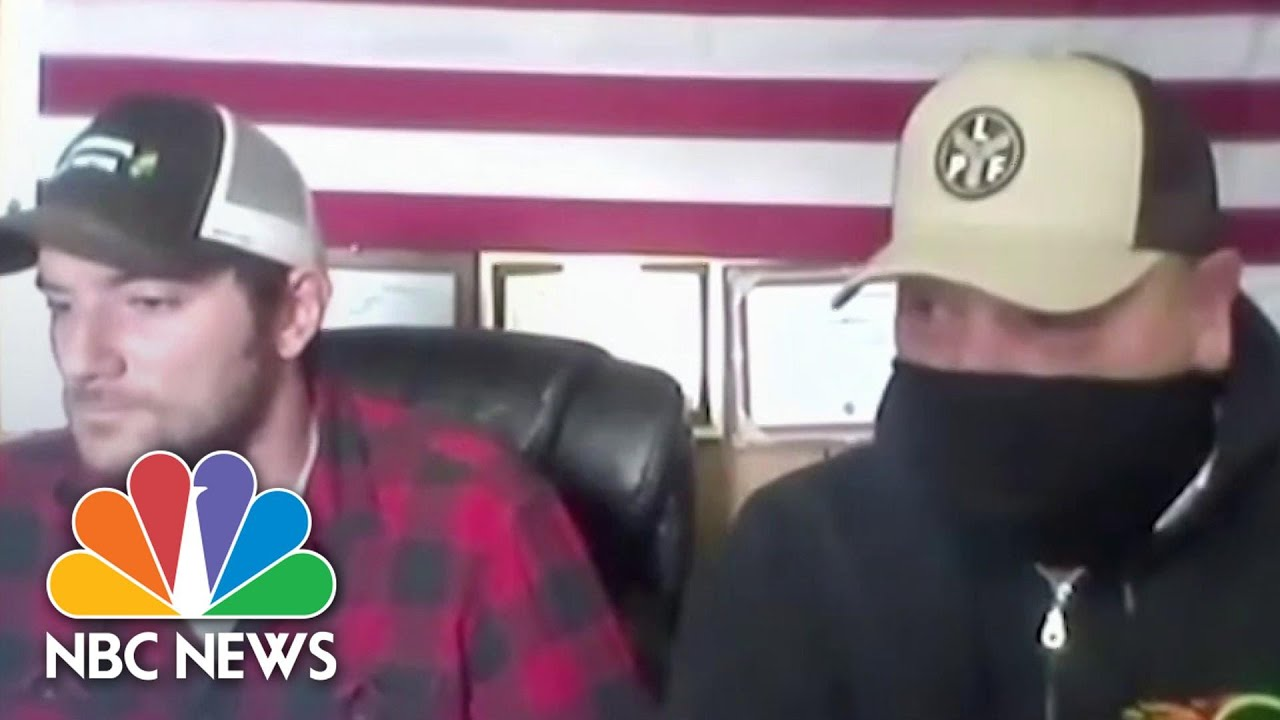 Trump Voters In Ohio Contend With Election Loss, Capitol Riot   NBC News NOW