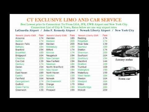 Connecticut Airport Limo, ct limo, ct shuttle, ct car service, Luxury Sedan