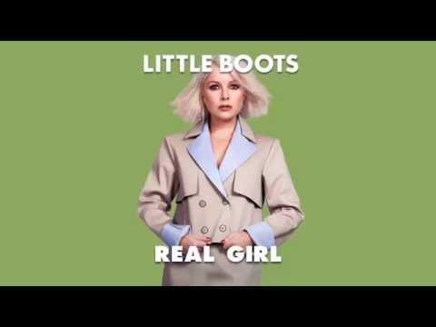 Little Boots - Real Girl (Audio) I Dim Mak Records