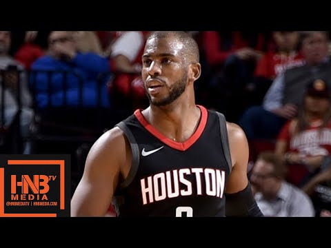 San Antonio Spurs vs Houston Rockets Full Game Highlights / Week 9 / Dec 15