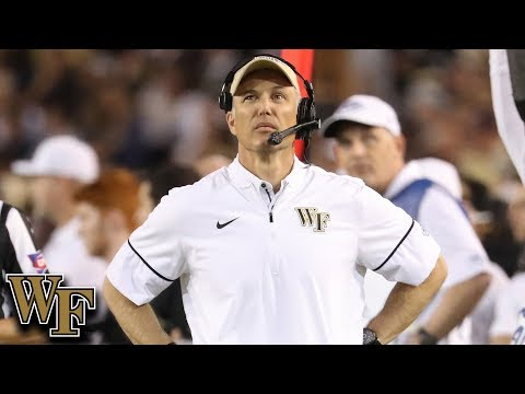 Wake Forest Football: All Eyes On Louisville