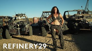 Why I Chose To Live Like Mad Max At The Apocalypse | Style Out There | Refinery29