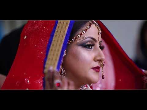 UK Birmingham Sikh Wedding Highlight I Narinder and Priya I Jalf Video Production
