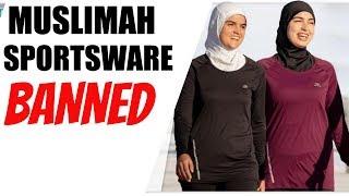 Muslimah SPORTSWEAR PROGRAM SHUT DOWN.