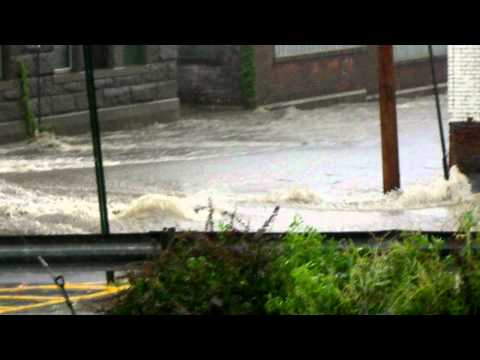 Middletown NY Flooding