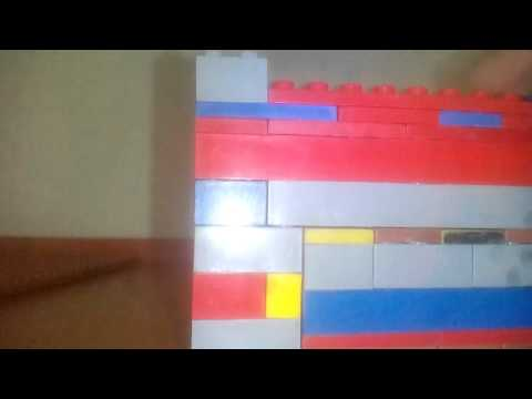Lego safe ID card