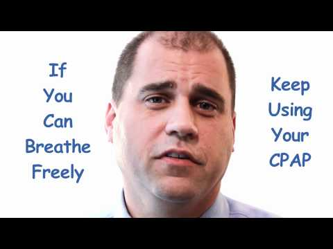 Should I Continue Using My CPAP Even If I Have a Cold?