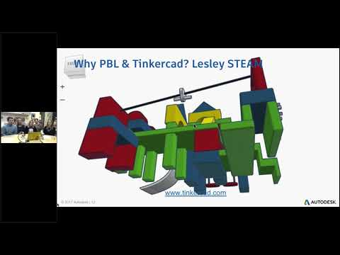 How to Use Tinkercad for Project-based Learning