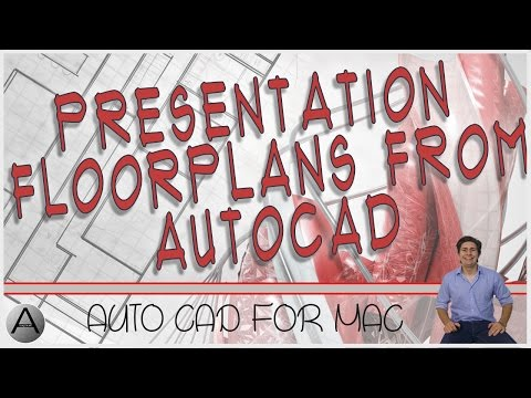 Exporting Autocad Drawings for Presentation Panels
