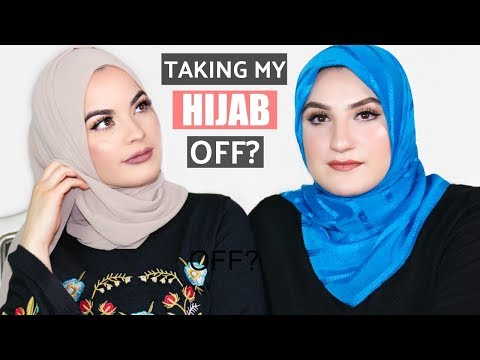 TAKING OFF MY HIJAB | HIJAB STORY & INSECURITIES