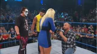 Bully Ray has A Very Important Question For Brooke Hogan - Jan 10, 2013