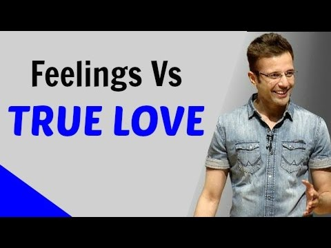 Feelings vs True Love | By Sandeep Mahehswari Latest 2017 Inspirational Video