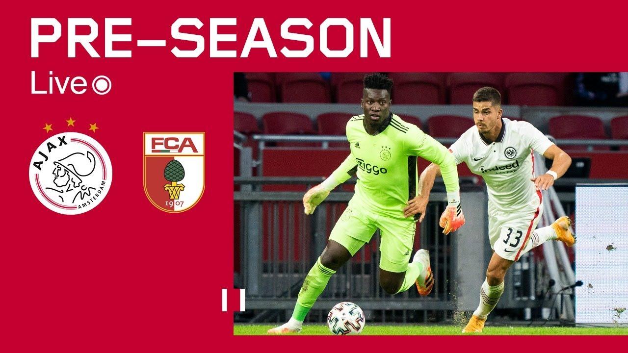 FULL MATCH | Ajax - FC Augsburg | Pre-Season Friendly