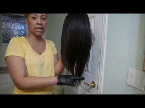 Full Lace Wig ~ Custom Color & Highlights Tutorial