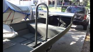 Gator-Fishing-Hunting boat 2