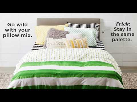 3 ways to make your bed better