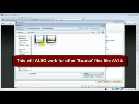 How To Convert WMV into MP4