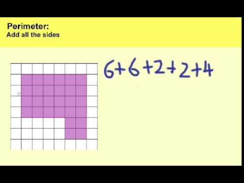 How to Find the Perimeter of an Irregular Shape
