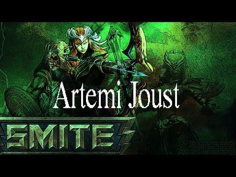 SMITE - Artemi Joust