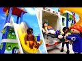 The Accident Happened At The Water Park Hurry Up Ambulance A Kid Is Hurt ToyMart TV