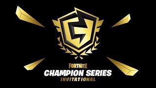 Fortnite Champion Series Invitational: Day 1 - Open Qualifiers