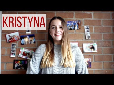 Global Programs Contest Entry: Kristyna