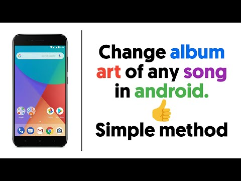 Change album art of any song on android. 👍 Simple method 🔥