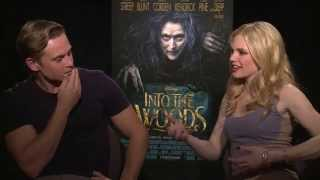 Download Into The Woods Interview - Mackenzie Mauzy & Billy Magnussen Video