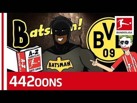 The Bundesliga Highlights of the Season from A to Z – Powered by 442oons