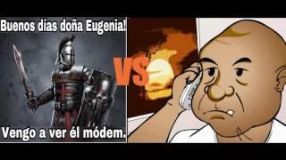 Cliente de Tigo Star furiosa VS Manolo cabeza de huevo (TRA BA  JAN DO)