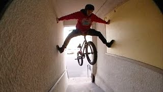 BMX - MADERArik: Erik Elstran in Minneapolis