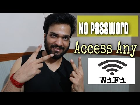 Wifi Password Hack in 60 Seconds(NO Root, NO App)| 2017- 200% Working{Parody}
