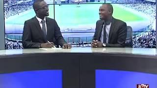 Sports Desk on JoyNews (11-12-17)