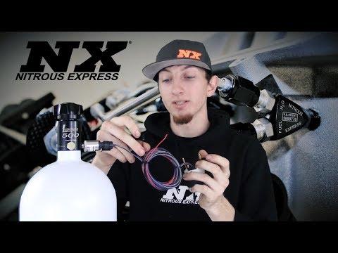 Nitrous Express Pro-Nitrous gauge Part# 15531