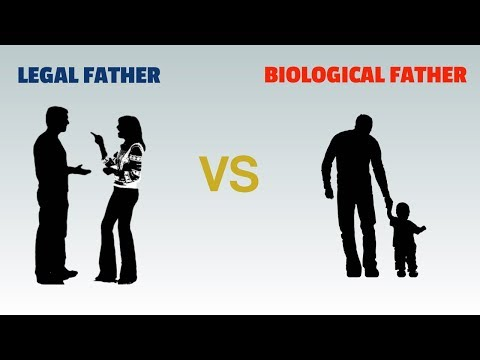 Biological Father v Legal Father  (Paternity Testing) 2018