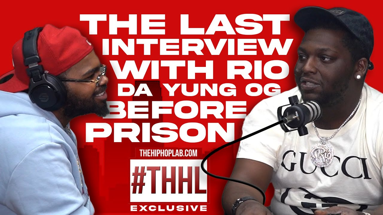 Rio Da Yung OG Last Interview Before The Feds.