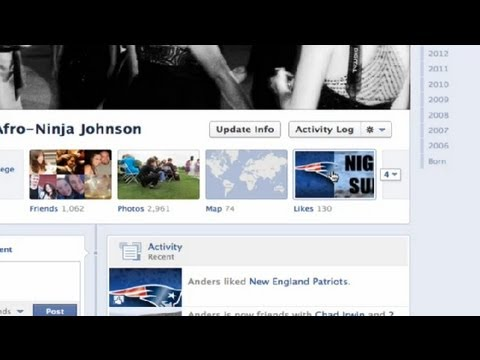 How to Add a Sports Team to My Facebook Profile : Facebook Tips & Tricks