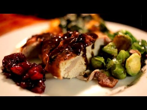 Thanksgiving Recipes: How to Make a Turkey, Sides, and Cranberry Sauce