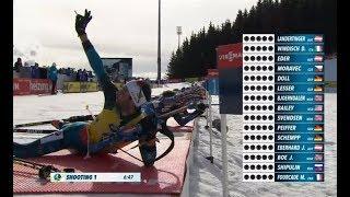 Le meilleur du Biathlon (Fourcade, chutes, insolites) #2